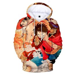 75a020a26675 2018 Sweatshirts men Anime 3D Hoodies Men Clothes One Piece Luffy Print  Pullovers Harajuku Tops Streetwear Large Size 4XL 012