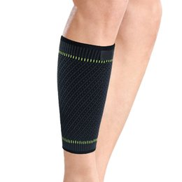 20623c92ea 1PC Elastic Calf Leg Brace Support Compression Exercise Leggings Football  Basketball Running Legwarmers Protector Sports Safety