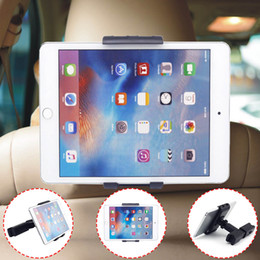 $enCountryForm.capitalKeyWord Canada - Wholesale-For iPad Air 2 3 4 5 6 mini 3 4 kindle Tablet Holder Car Back Seat Headrest Mount Bracket Holder Support For iPad Tablet PCstent