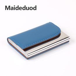 e2c0a8153 Venta caliente de aluminio titular de la tarjeta de crédito de la tarjeta  de crédito, billetera de la caja de tarjeta de banco negro (5 colores  disponibles) ...