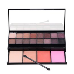 $enCountryForm.capitalKeyWord UK - 20 Colors Eyeshadow Palette Pro Matte Smoke Flash Eye Shadow Blusher Powder Palette Facial Shade Cosmetics Makeup Set