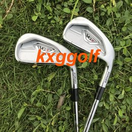 888a4d346a49 2018 New golf irons VG3 irons forged ( 4 5 6 7 8 9 P A ) with project X6.0 steel  shaft 8pcs golf clubs