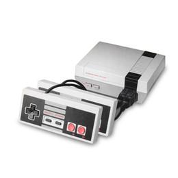 Новейшее прибытие мини-ТВ видео портативная игровая консоль 620 игр 8-битная развлекательная система для классических игр NES ностальгическая колыбель Хоста