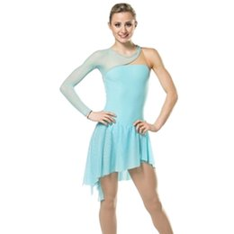 Beautiful Figure Women Australia - 2016 Competition Figure Ice Skating Dresses For Women Beautiful New Brand Figure Skating Competition Dress DR2557