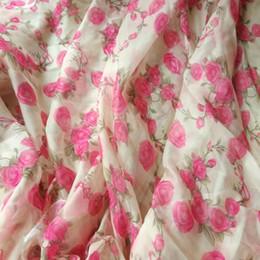 26ffc90aa8 L'ultimo tessuto chiffon africano del tessuto dei fiori del tessuto di  Tulle dell'ultimo 2018 per il vestito da sposa, contesto, tenda, partito,  ...