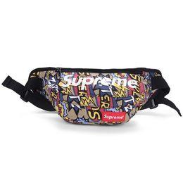 Brand Bags Waist Bag Men Women Desinger Waistpacks Bags Sport Outdoor Packs Cycling Bag Totes Classic Zipper Bags 26 Styles on Sale