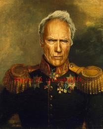 $enCountryForm.capitalKeyWord Canada - Celebrities As Russian Generals, Home Decor HD Printed Modern Art Painting on Canvas (Unframed Framed)