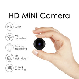 Full body camera online shopping - 1080P Full HD Mini IP Camera Built in Battery Body Camera Remote Playback Video Wifi Web Cam support APP Remote Control