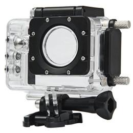 $enCountryForm.capitalKeyWord NZ - Original SJCAM Waterproof Case Housing for SJ5000   SJ5000 WiFi   SJ5000 Plus Action Camera Motorcycle Use