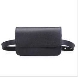 Women strip men online shopping - New Handbags Women Bags Designer Waist Bag Fanny Packs Lady s Belt Bags Women s Famous Brand Chest Handbag with strips