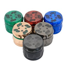 Wholesale drum machine for sale – custom New four layer MM drum type window fume smoking machine zinc alloy refining smoke cutter