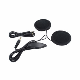Wholesale Gps Radio UK - Headset Speakers Earphone Headphone for MP3 MP4 GPS Cellphone Mobilephone Headset CD Radio Earphone Speaker
