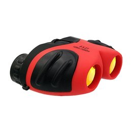 Telescope 8x21 online shopping - Women Telescope Red Colour High Times X21 HD All optical Yellow Film Waterproof Binoculars Telescope for Tourism Binoculars