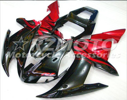 Kit Motorcycles For Sale Australia - 3 Free Gifts New motorcycle Fairings Kits For YAMAHA YZF-R1 2002-2003R1 02-03 YZF1000 bodywork hot sales loves Black B16