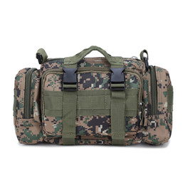 $enCountryForm.capitalKeyWord UK - 2018 New Outdoor Military Tactical Waist Bag Waterproof Nylon Camping Hiking Backpack Pouch Hand Bag Mochila Military Bolsa