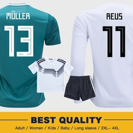 c2f32689d Germany jersey muller online shopping - MULLER OZIL GERMANY soccer jersey  DRAXLER WORLD CUP FANS PLAYER