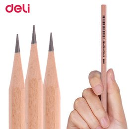 $enCountryForm.capitalKeyWord Australia - Deli wholesale 30 50 72 Pcs HB standard craft pencil set for school writing office stationery wood Sketching Professional Pencil
