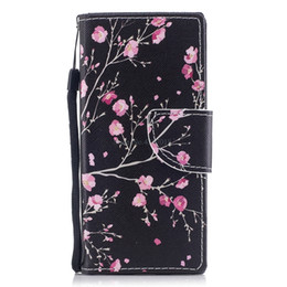 sony xperia l NZ - Phone For Sony Xperia L1 L 1 G3312 G3311 PU Leather Flip Wallet Cover for Fundas Sony Xperia E6 Soni Experia E6 Phone Case bags