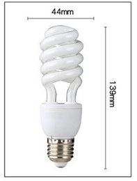 Saving Bulbs Australia - Small half screw E27 factory direct sales three primary color energy-saving lamp stud bayonet bulb energy-saving bulb