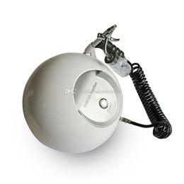 Water Jet Sprays UK - Portable Mini O2 Oxygen Jet Peel Water Oxygen Spray Skin Rejuvenation Acne Removal Skin Care Machine For Home use