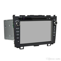 Korean Gps Australia - Car DVD player for Honda CRV 2006-2011 Free shipping 8inch 2GB RAM Andriod 6.0 with GPS,Steering Wheel Control,Bluetooth,Radio
