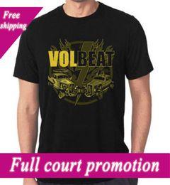 Print Custom Posters Canada - Custom Printed Shirts Men'S Crew Neck Volbeat Poster Car Short Tall T Shirt