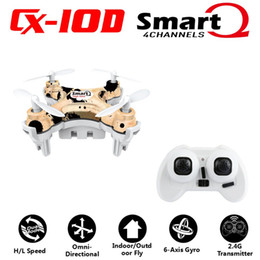 rc helicopters rtf 2019 - Cheerson CX10D CX 10D CX-10D 2.4GHz 4CH 6 Axle Gyro High hold Mode RC Helicopter Quadcopter Micro Mini Drone Mode2 RTF d