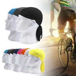 Clean Caps NZ - Outdoor Cycling Cap Quick Dry Clean Shawl Headband Head Scarf Men Summer Running Riding Headscarf 300Pcs