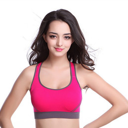 2edfadea0b610 Organic Bras UK - Hot! Women Padded Tank Top Athletic Vest Gym Fitness  Sports Bra
