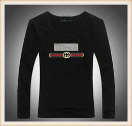 2018 mais recente venda quente das mulheres senhora menina nova marca clothing moda casual t-shirt das mulheres de algodão tshirt criativo topstees ouro g42 em Promoção