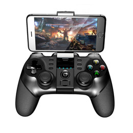 ipega games 2019 - IPEGA 9077 Game Controller Android Gamepad Joystick for Phone Gamepads Phone Joystick Mobile Control cheap ipega games
