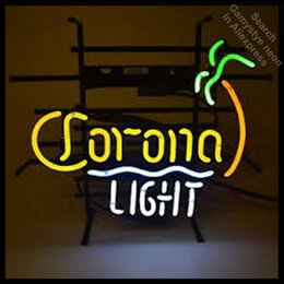 6c6c7d4de54bc7 Beer Catch Game Corona NEON LIGHT SIGN REAL GLASS Tube BEER BAR PUB Light  Sign Store Display Handcraft Iconic personalized