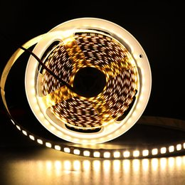 super bright led tape UK - LED Strip 5054 SMD(5050 Upgraded) 5M 600 LED Non Waterproof Flexible LED Tape Light Super Bright, 2 times of brightness than 5050