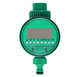 Temporizador de riego del temporizador de riego digital automático del jardín digital para la irrigación del sistema del regulador del jardín del hogar del agua