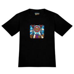 Novelty Glasses Black UK - Flying Spaghetti Monster Stained Glass Men's Novelty T-Shirt Funny free shipping Unisex Casual