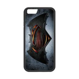 Superman Iphone 5s Case Australia - Batman Superman Down of Justice Phone Case For Iphone 5c 5s 6s 6plus 6splus 7 7plus Samsung Galaxy S5 S6 S6ep S7 S7ep