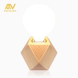 $enCountryForm.capitalKeyWord NZ - ASCELINA wooden table lamp wooden led light mini desk Lamp reading Light for Table and offices Button Dimmer Switch e27 85-260V