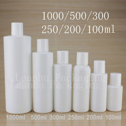 $enCountryForm.capitalKeyWord Canada - empty white cylinder shape plastic bottles with screw cap PE cosmetic container Liquid medicine plastic bottle more size choose