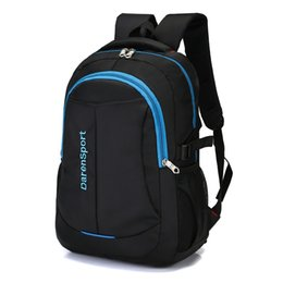 $enCountryForm.capitalKeyWord UK - 2017 New Fashion Backpack Men Nylon High Capacity Business Multi-Functional Black School Bags 17 Inch Laptop Backpacks30%OFF348