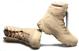 $enCountryForm.capitalKeyWord NZ - 3515 strong men's boots, men's Summer Special Forces Combat Boots 51 desert boots leather boots, Martin boots, British high shoes 7 - 11.5