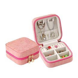 $enCountryForm.capitalKeyWord NZ - Y Jewelry Storage Container Boxes Travel Casket Packaging Organizer Box Exquisite Makeup Case Cosmetics Birthday Display