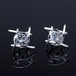 Discount new earring models - New style brand Well character model Earrings Made with Swarovski Crystal women Fine jewelry Inlaid Austria Crystal fash