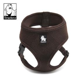 MediuM dog Mesh vest harness online shopping - Nylon Puppy Cat Pet Dog Harness Breathable Mesh Nylon Dog Harness Strap Soft Walk Vest Collar For Small Medium Dog