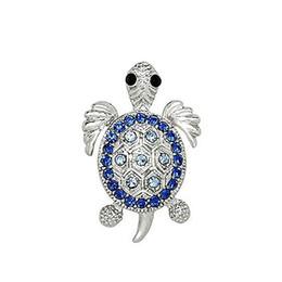 $enCountryForm.capitalKeyWord UK - Fashion Necklace Accessories DIY Inspiration Spirit Crystal Sea Turtle Animal Pendant For Necklace Jewelry