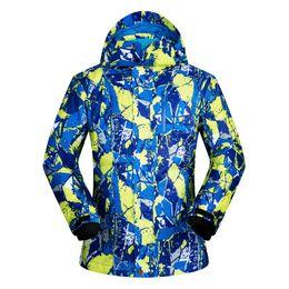 $enCountryForm.capitalKeyWord UK - 2018 Mens Ski Jackets Snowboard Winter Mountain Skiing Clothes Winter Coat Male Snow Waterproof Windproof Camping Outdoor Brand