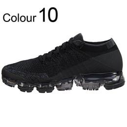 Venda quente V Mens Tênis de Corrida Descalço Macio Sneakers Mulheres Respirável Esporte Atlético Sapatos Corss Caminhadas Jogging Meia Sapato Livre Run em Promoção