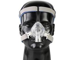 cpap masks cessation nasal mask sleep apnea with Headgear for machines Pipe diameter 22mm on Sale