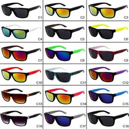 $enCountryForm.capitalKeyWord NZ - Whosale sunglasses's legs can be removed HOT Colorful reflective sun glasses 4177 outdoor sports riding Shade Sunglasses 50PCS