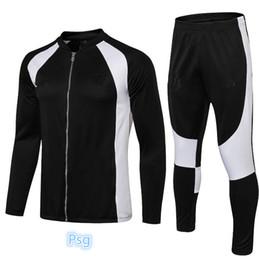 ccdd3833c Set Soccer Jerseys UK - 1819 saint germain FR soccer jerseys 18 19 training  suit tracksuit