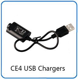 Ego k E cig online shopping - E cigarette CE4 Charger Ego CE4 Electronic Cigarette USB Chargers for ego ego T Ego K mods E Cig cheap products